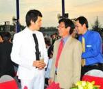 Tổ chức sự kiện kỷ niệm 10 năm thành lập Công ty BĐS Hoàng Quân