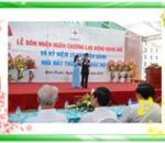 Nhà máy thủy điện Thác Mơ đón nhận huân chương lao động hạng ba của Chủ tịch nước