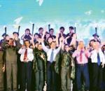 Kỷ niệm 35 năm thành lập Lực lượng TNXP TPHCM - Xứng đáng là đơn vị 2 lần được phong Anh hùng