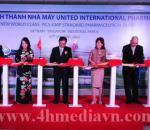 UIP khánh thành nhà máy dược 40 triệu USD tại Bình Dương