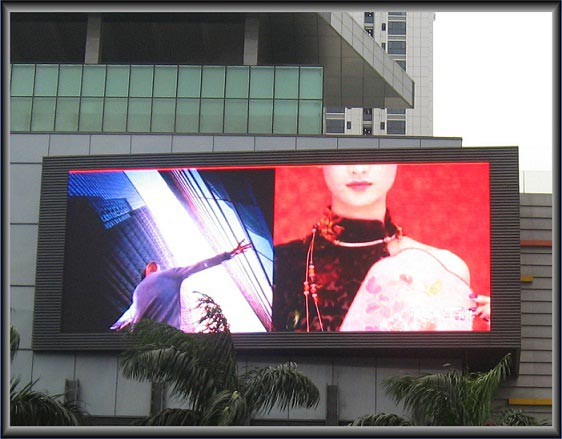 Màn hình LED Outdoor full color P10