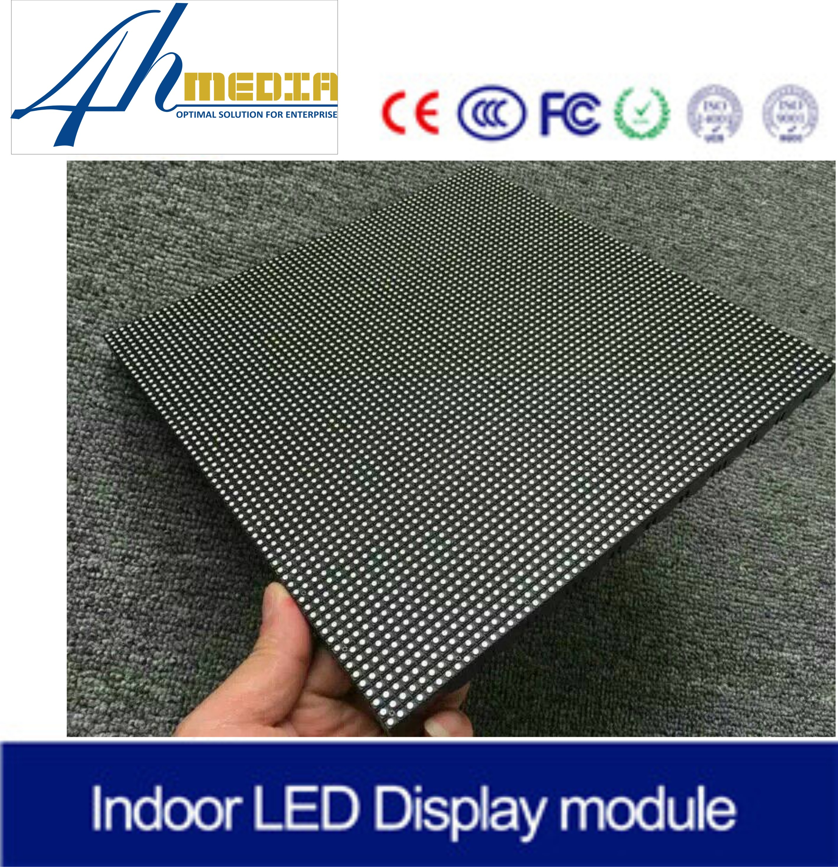 Module Led Indoor P3 size:192mm x 192mm,Module Led Indoor P3 size:192mm x 192mm