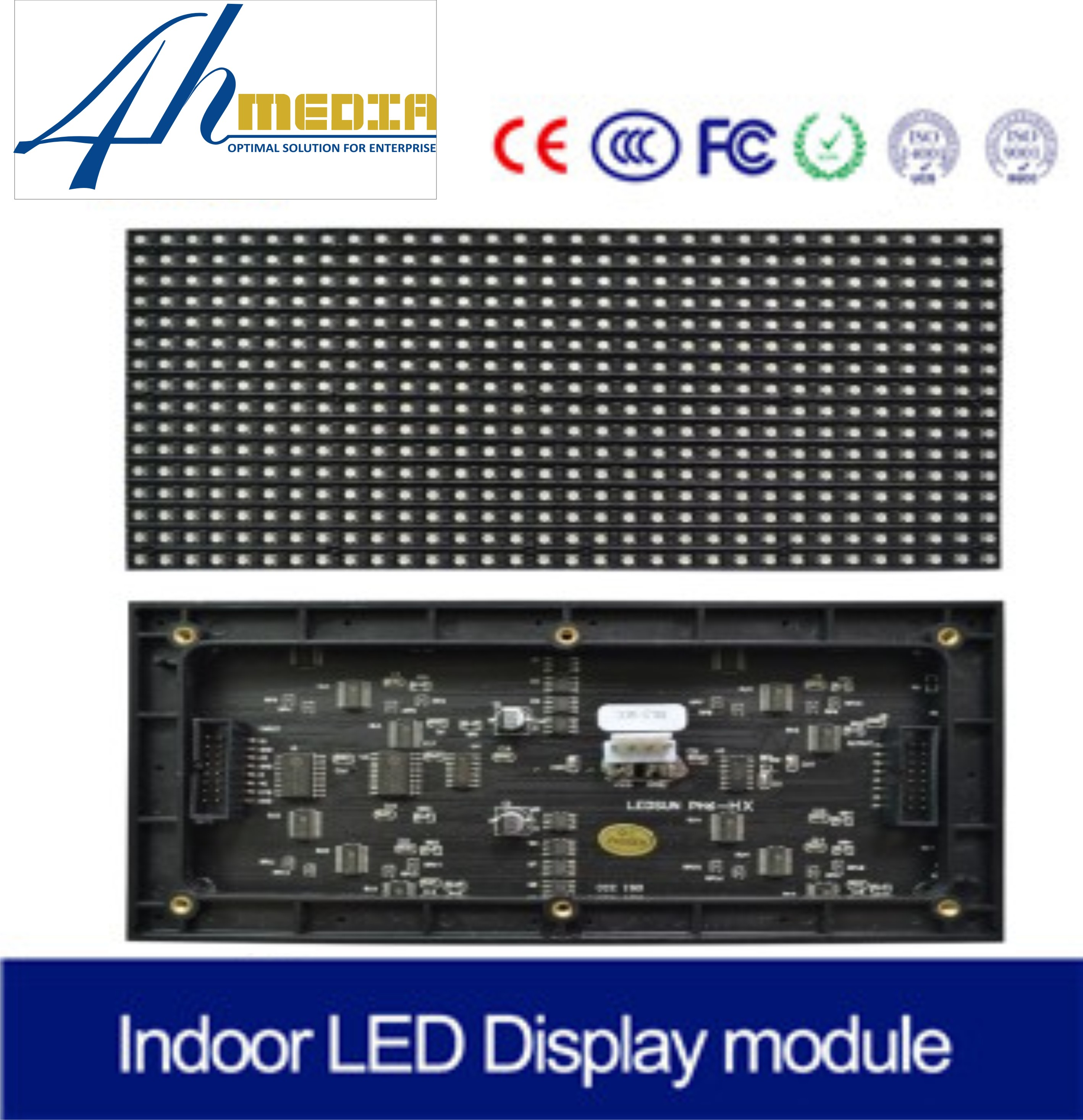 Module Led Indoor P4 size:256mm x 128mm,Module Led Indoor P4 size:256mm x 128mm