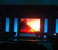 Man sao phong san khau,Màn sao phông sân khấu