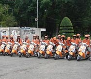 Xe gan may chay Roadshow,Xe gắn máy chạy Roadshow